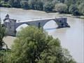 Image for Chapelle et pont Saint-Bénézet à Avignon, France