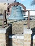 Image for Bell from former school at Garden Plain, IL