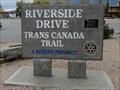Image for Riverside Drive Trans Canada Trail - Penticton, British Columbia