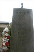 Image for World War I Memorial - Hardin County Monument - Savannah, TN