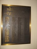 Image for WWII Memorial - First Baptist Kingsport, TN