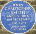 Image for John Christopher Smith - Carlisle Street, London, UK
