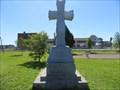 Image for Premier -  Canadien-Français à recevoir la Croix Victoria - First - French Canadian recipient of the Victoria Cross - Sayabec, Québec
