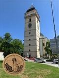 Image for No.2442, Renesancní vež kostela sv. Vavrince, Dacice, CZ