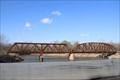 Image for UPRR Trinity River Truss Bridge -- Liberty TX