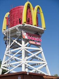 veritas vita visited McDonalds
