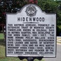 Image for Hidenwood
