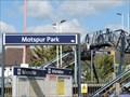 Image for Motspur Park Station - Station Road, West Barnes, London, UK