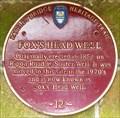 Image for Fox's Head Well, High St, Pateley Bridge, N Yorks, UK