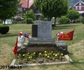 Image for Conemaugh Independent Fire Department Personnel Memorial - East Conemaugh (Johnstown), Pennsylvania