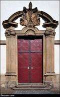 Image for Baroque portal of St. Margaret Basilica / Barokní portál baziliky Sv. Markéty - Brevnov (Prague)