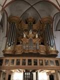 Image for Orgel der Hauptkirche Sankt Jacobi - Hamburg, Germany