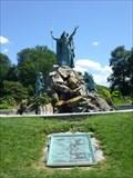 Image for King Memorial Fountain - Albany, NY