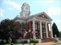 Image for Washington County Court House Clock, Jonesboro, Tennessee