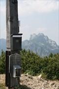 Image for Gipfelbuch Hochplatte - Chiemgauer Alpen, Bayern, D
