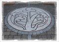 Image for Eastry 'Parade' Mosaic - The Parade, High Street, Eastry, Kent, UK.