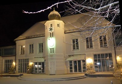 Rathaus / Town Hall Haar - Bavaria, Germany