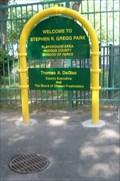 Image for Stephen R. Gregg Bayonne Park Playground  -  Bayonne, NJ