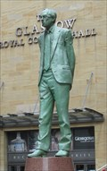 Image for First-Ever First Minister of Scotland: Donald Dewar, Glasgow, UK