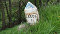 Image for Leeds Liverpool Canal milestone – Armley, UK
