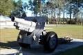 """Image for M1917 155mm """"Schneider"""" Howitzer - Elberta, AL"""