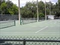 Image for Nye Jordan Park Tennis Court - Bartow, FL