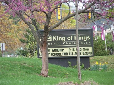 King of Kings Lutheran Church - Ann Arbor, Michigan