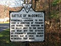 Image for Battle of McDowell