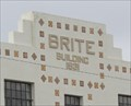 Image for 1931 - Brite Building - Marfa TX