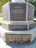 Image for Salmon Arm Cenotaph Korea - Salmon Arm, British Columbia