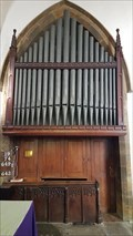 Image for Church Organ - Holy Cross - Byfield, Northamptonshire
