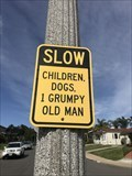 Image for 1 Grumpy Old Man - San Diego, CA