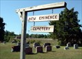 Image for New Eminence Cemetery Shannon County, Eminence Missouri.