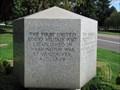 Image for FIRST - U.S. Military Post in Washington - Vancouver, Washington