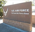 Image for Kirtland AFB, Albuquerque, NM
