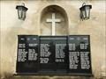 Image for Combined World War Memorial at St. Katharina Church, Karweiler - RLP / Germany