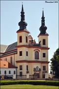 Image for Church of the Discovery of the Holy Cross / Chrám Nalezení sv. Kríže - Litomyšl (East Bohemia)