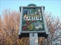 Image for Hartlip Village Sign, Hartlip, Kent. UK