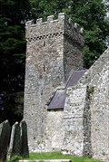 Image for Church of St Andrew - Bell Tower - Penrice, Swansea, Wales.