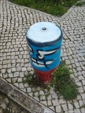Image for Painted Hydrant - Costa da Caparica, Portugal