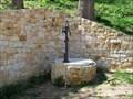 Image for Kamenem oblozena studna s pumpou, Praha-Lysolaje, CZ