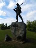 Image for Massachusetts State Monument - Vicksburg National Military Park