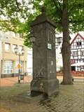 Image for Pumpe am Bürgerhaus, Rheinbach - Nordrhein-Westfalen / Germany