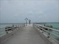 Image for Clarance Higgs Memorial Beach Pier - Key West