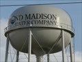 Image for Bond Madison - Water Tower -  Alhambra, Illinois, USA.