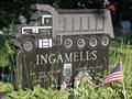 Image for INGAMELLS Headstone - White Lake Cemetery, White Lake, MI.