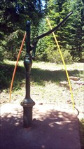 Image for South Brown Mountain Shelter Water Pump - Klamath County, OR