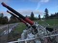 Image for 40mm Bofors Quad mount in Port Orchard WA