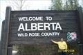 Image for British Columbia-Alberta Border Crossing