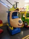 Image for Smiley Copter Ride - Valleyfair Mall - Santa Clara, CA